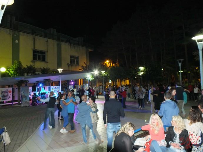 Angela possidente, Luciano Brienza, Estate, Dancing Montereale, Serate all'aperto,  Dino Baffetti, De Angelis